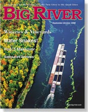 Big River Magazine, July-August 2004
